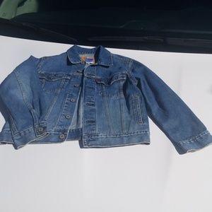 Levi truckers jacket
